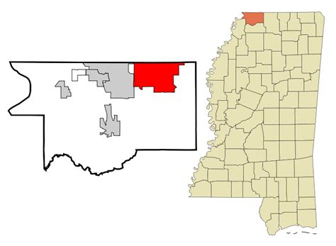 file desoto county mississippi incorporated and