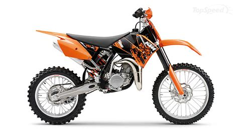 Ktm 105 Xc 2009 Ktm 105 Xc Picture 302349 Motorcycle Review Top