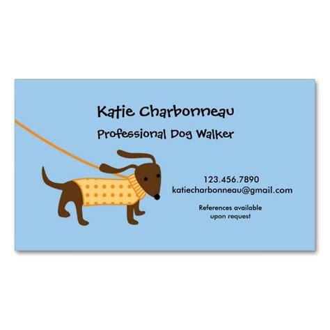 Dog Walker Business Card Animal Pet Care Business Card Templates Dogs Dog Walking Business Free Walking Business Card Template
