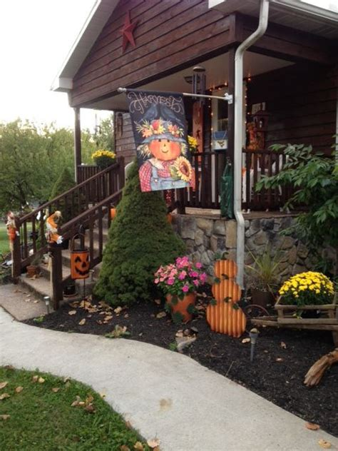 front yard decor ideas fall decorations front yard fall yard decorations