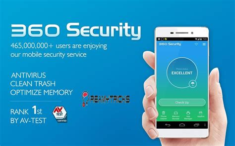 360 mobile secure best antivirus for android 2016 to secure your android phone