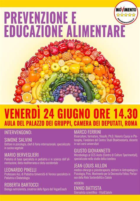 prevenzione alimentare prevenzione ed educazione alimentare un convegno alla