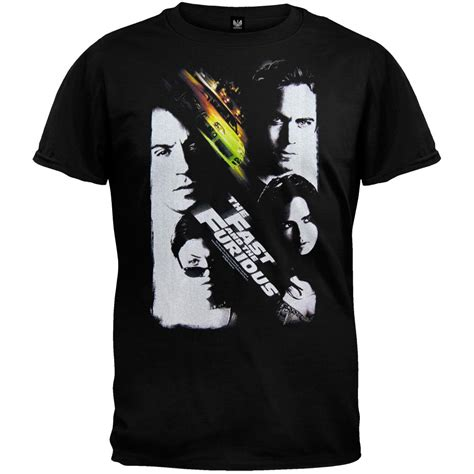 fast and furious merchandise fast and the furious poster t shirt ebay