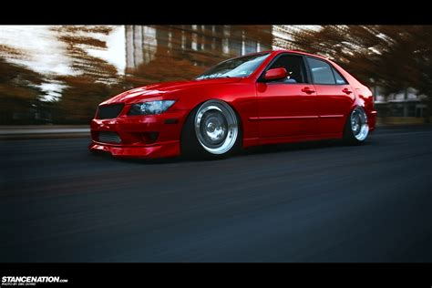 stanced lexus is300 white 100 stanced lexus is300 lexus is300 black image 70