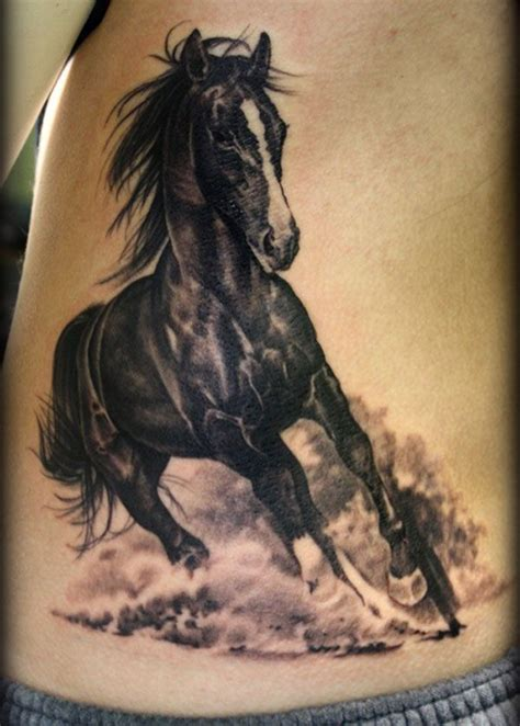 pale horse tattoo 78 tattoos meanings and design ideas
