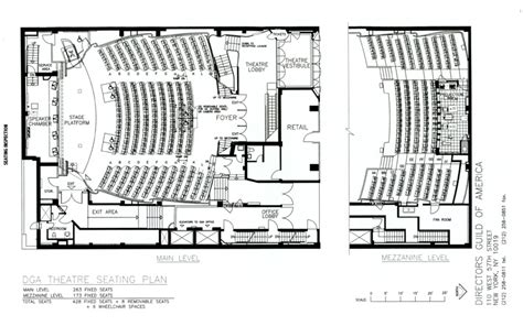 movie theatre floor plan new york theater projection booth new york theater