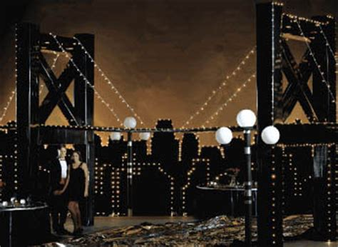 new york city theme decorations party411 themes