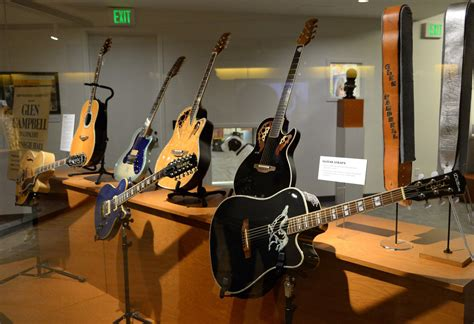 country music museum artists glen cbell photos general views of the country music
