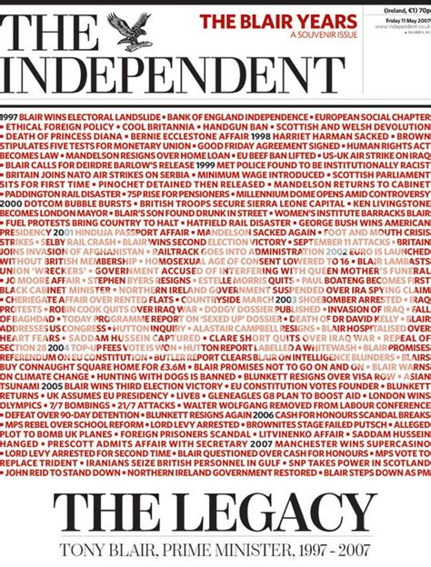 sunday independent jobs section 19 of the independent s most striking front pages