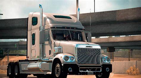 freightliner used freightliner coronado truck american truck simulator mod