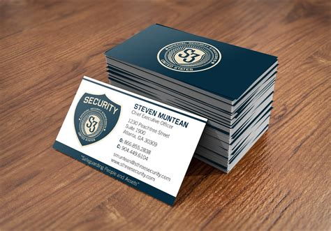 Security Business Cards Templates by Ken Designs Graphic Web Designer Jacksonville Fl