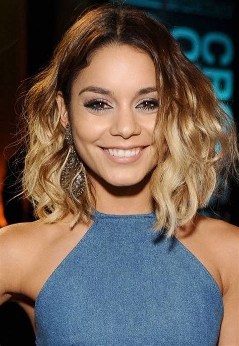 Wavy Medium Hairstyles 2015 by Medium Ombre Hairstyles For 2016 2017 Haircuts