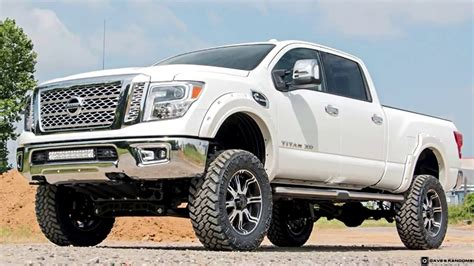2017 Titan Lifted by Lifted 2017 Nissan Titan Xd