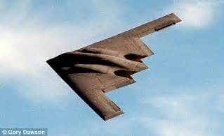 were ufo sightings the us air force testing secret stealth