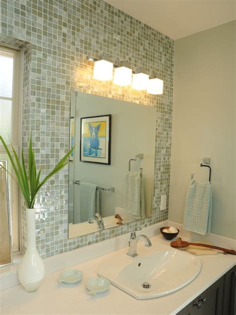 33 amazing mirror bathroom tiles for bathroom looks have you ever thought about using mosaic tile on an entire