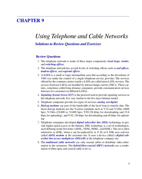 Data Communications And Networking solution manual for data communications and networking by