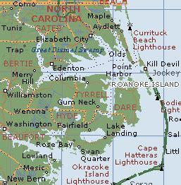 battle of roanoke island civil war map carolina navy