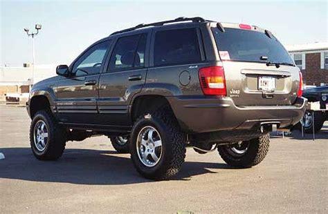 04 Jeep Grand Lift Kit Jeep Grand Emu Wj 3 5 Quot Lift Kit 99 04 Ebay