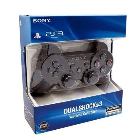 Joystik Wireless Playstation Ps4 Original Sony New Slim Hitam de playstation 3 dualshock3 tienda fisica bs