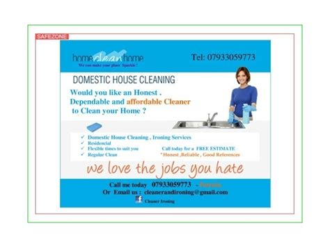 leaflet patricia cleaner   patricia   Gallery   Virtual