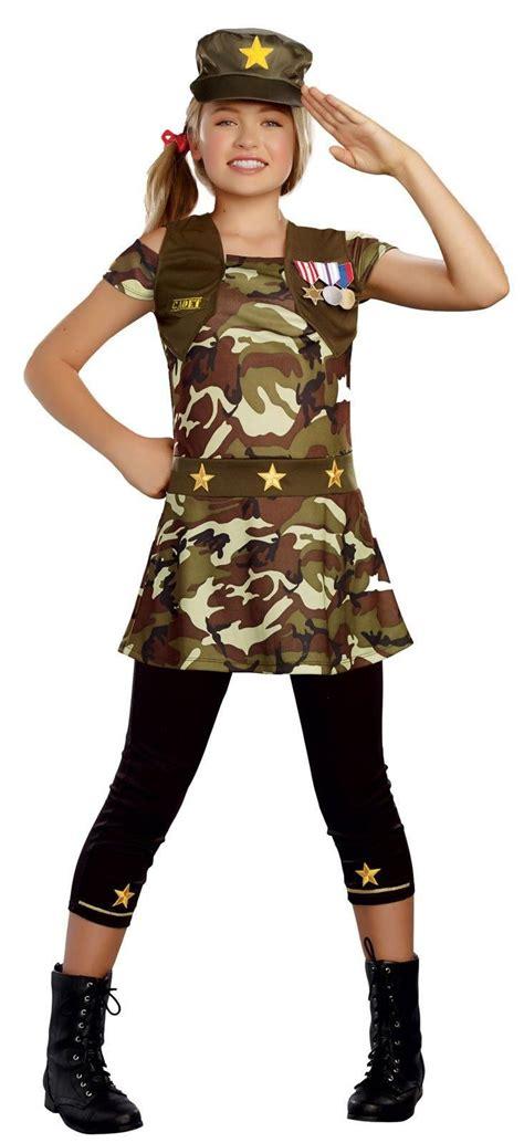 cadet cutie costume  tweens  buycostumescom