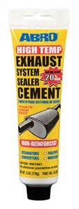 Abro Exhaust System Repair Repair Products