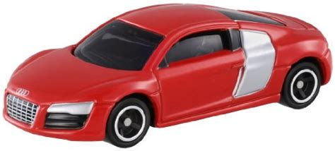 No 6 Audi R8 tomica no 6 audi r8 box tomica car bike plamoya