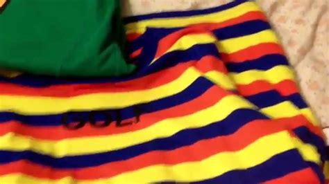 golf wang shirts  sale  rare size  youtube