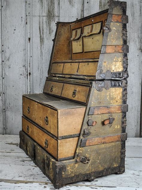 steamer trunk dresser plans steamer trunk plans download woodworking projects plans