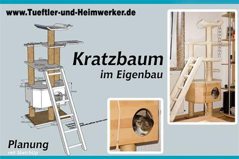 Katzen Wand Selber Bauen 1377 by Stabilen Kratzbaum Bauen Tueftler Und Heimwerker