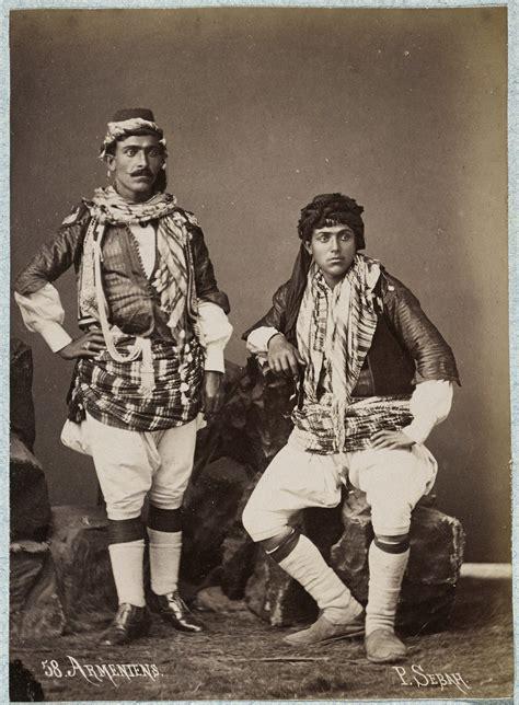 ottoman armenians armenians and armenian photographers in the ottoman empire
