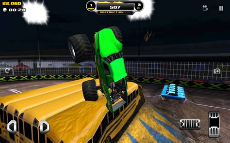 monster truck racing game monster truck destruction android apps on google play