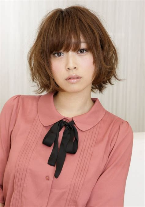cute hairstyles japanese lifestyle wak 2012 popular short asian bob hairstyles