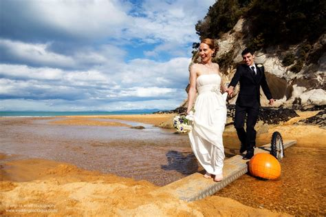 Wedding New Zealand by Abel Tasman Wedding New Zealand Wedding Packages