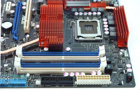 Asus Maximus Formula Chipset X38 overclock3d news asus rog maximus formula x38 preview