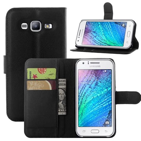 Samsung Galaxy J5 Wallet Pouch Flip Cover Leather Sarung Armor Bumper for samsung galaxy j5 cover new 2015 fashion luxury flip leather wallet stand phone jpg