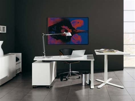 contemporary home office desk 12 stylish contemporary home office ideas minimalist