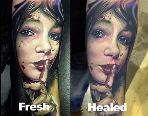 how long does it take for tattoo to heal how do tattoos take to heal inkdoneright