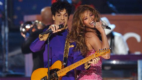 Vanity And Prince Watch Beyonce S Touching Tributes To Prince Vanity