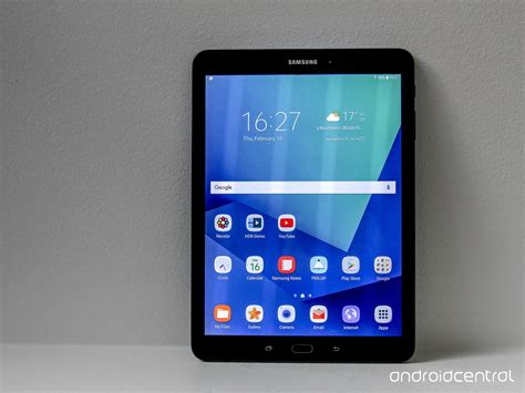 Samsung Tablet S3 samsung galaxy tab s3 on preview the ghost of the note 7 lives on in this tablet