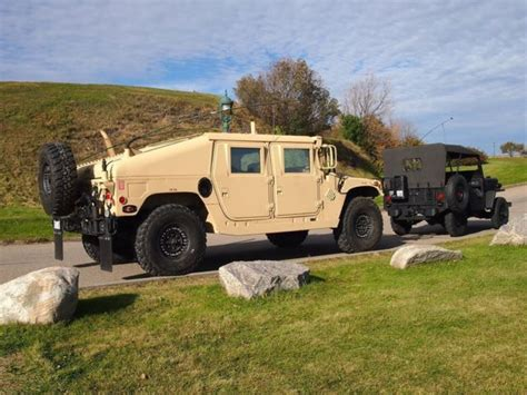 armored h1 hummer for sale humvee hmmwv hummer h1 m1045 armor 6 5 turbo classic
