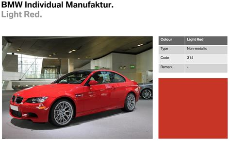 bmw individual colors factory bmw individual colors interior and trim info for