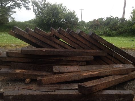Where Can I Get Railway Sleepers by Railway Sleepers 171 Garden Fit Garden And Landscaping
