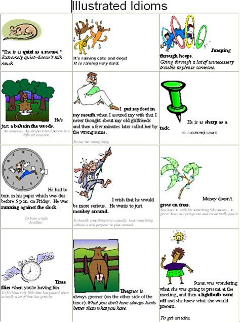 exle of idiom idioms exles driverlayer search engine