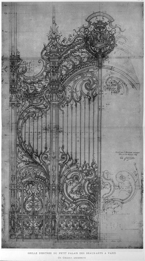 1000+ ideas about Iron Gate Design on Pinterest | Wrought ... Gates Of Heaven Design