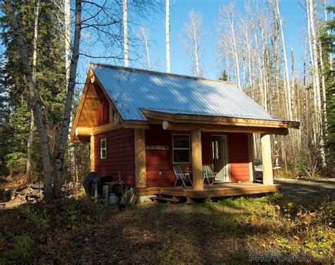 Lake Of The Woods Cottage For Sale by A Post And Beam Cabin In The B C Woods Small House Bliss
