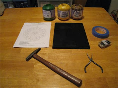 Materials Needed For String - crafts 4 c string