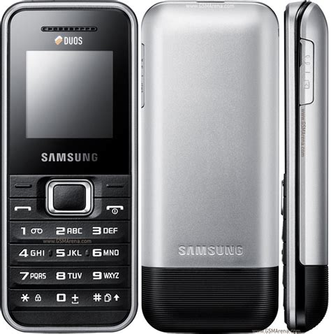 Hp Samsung Duos the cell phone samsung duos e1182