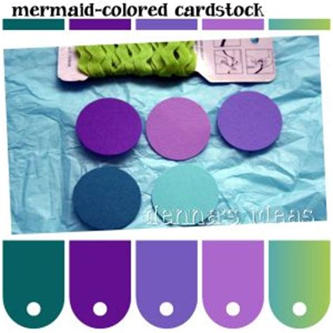 mermaid color color palettes mermaids and colors on