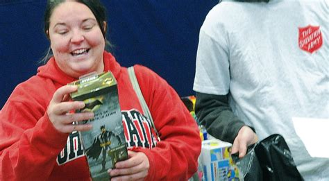 Salvation Army Toy Giveaway - massillon salvation army toy giveaway a blessing for many news the independent